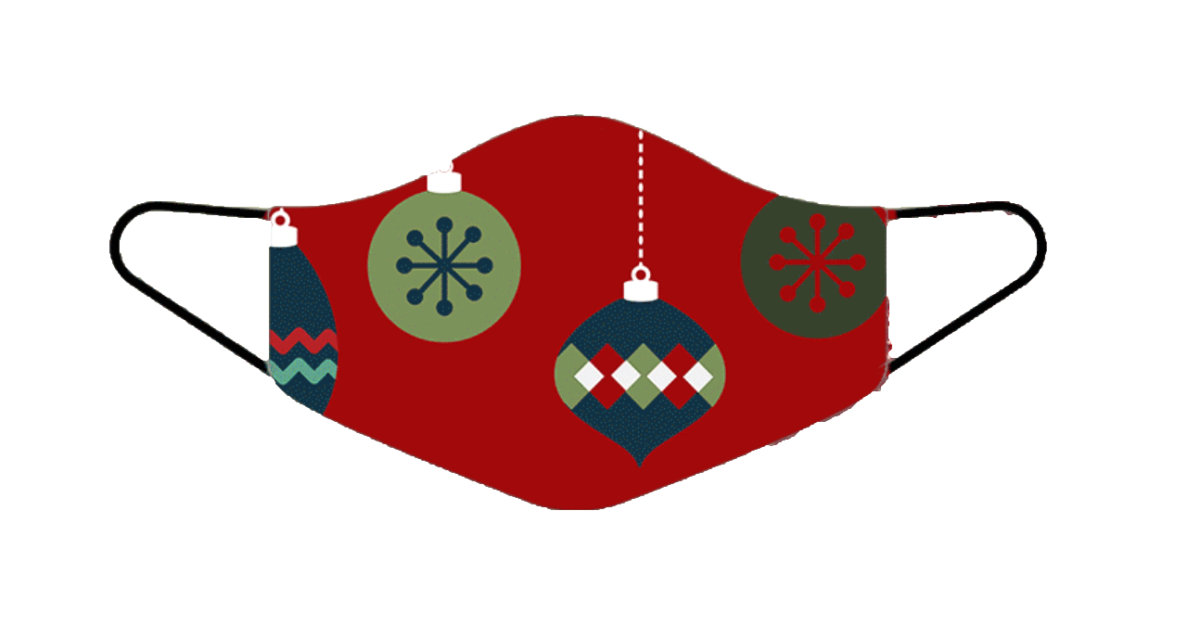 McKeel Group - holiday facemask